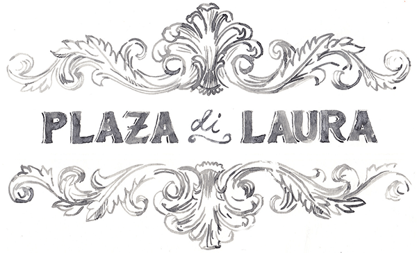 Plaza di Laura Logotype